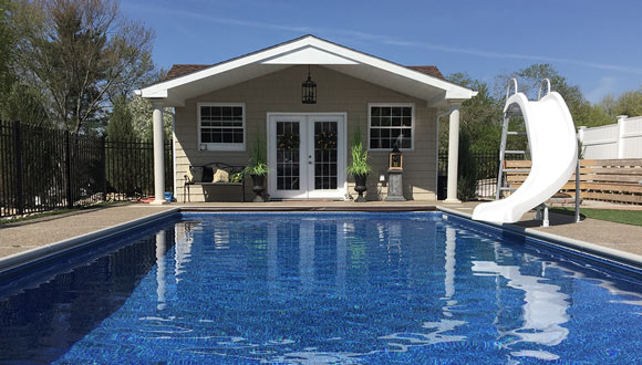 Pool and spa inspection services from Double Check Home Inspections