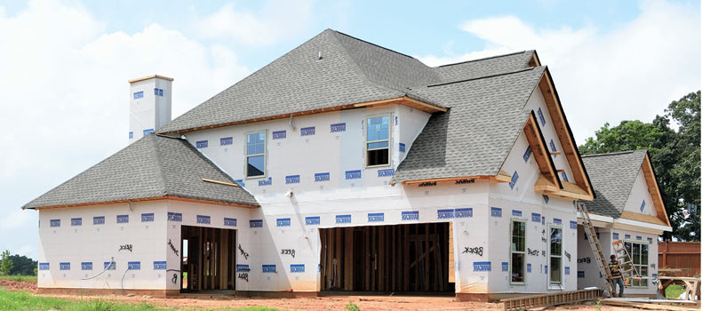 Get a new construction home inspection from Double Check Home Inspections