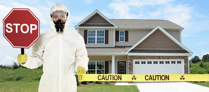 Have your home tested for radon by Double Check Home Inspections